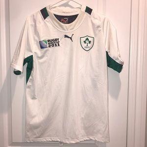 Puma Rugby World Cup Ireland Shirt